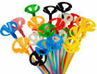 Balloon Cup & Stick Holders - Use instead of Helium - Great for ANY Party! 2pc