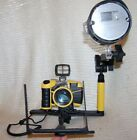 Bonica Sea King II Combo Set, Neon Strobe, Intergrated Lens Assembly & Case
