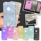 Apple iPhone 6 6Plus Glitter Bling Color Sticker Screen Protector Skin FULL Body