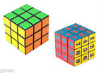 MAGIC CUBE Traditional & Sudoku Cube 3x3x3 Brain Tester Puzzle Games New Sealed
