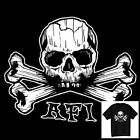 AFI T-Shirt A Fire Inside Punk Rock Band Vintage Style Skull Size S-6XL image