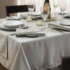 Christmas Silver Sparkle Table Decorations TableCloth Placemats Table Runner