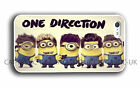 DESPICABLE ME iPhone 4,4s, 5,5C 5s CASE COVER MINION/MINIONS/1D/one direction