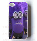 DEPICABLE ME evil MINIONS/MINION iPhone 4,4s,5,5s,5C galaxy S2 S3 S4 CASE COVER