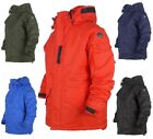 Winter Mens Womens FullZip Fleece Snowboard Ski Jacket Jumper Hoodie Hooded Top