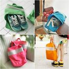 Waterproof Tote Bag Gym Sports Bag Handbags Shoes Bag_ Travelus Shoes Pouch