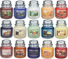 Village Candle - DOUBLE WICK MEDIUM JAR CANDLE 16oz - Suitable for Candle Shades