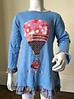 Ex M&S Autograph Girls Whimsical Tunic/Dress New Age 2 3 4 5 6 Balloon / Love