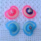 PJs ♥♥ Small ♥♥ Pink or Blue ♥♥ DUMMY PACIFIER + MAGNET 4 REBORN BABY DOLL