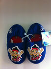 JAKE AND THE NEVERLAND PIRATES SLIPPERS~~BNWT~~6/7 OR  4/5