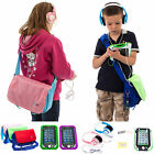 Messenger Bag + Silicone Case Headphones + 6 Screen Protectors for LeapPad Ultra