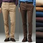 pkg01245 slim chino dendy look casual dandy pants made in korea