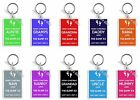 PERSONALISED KEYRING - Merry Christmas Love Bump - All Relations - Pregnancy
