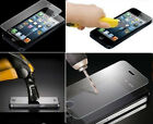 Tempered Glass Screen Cover Protector For Apple iPhone 4 4s. Vinyl Option Also.