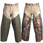 Jack Pyke English Oak / Green Chaps Waterproof Treggings Hunting Shootin Beating