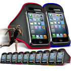 Sports Jogging Adjustable Armband Gym Running For Various BlackBerry Phones