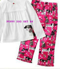 * NEW GIRLS CARTERS BIG SISTER PIGGY ZEBRA DADDYS PRINCESS PAJAMAS SET 2T 4T 5