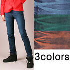 jsa0102 SALE! Color wash sknny jeans