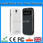 4500mAh Portable Power Bank Backup Battery Case Cover for Samsung S4 i9500 i9505