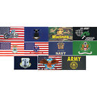 Decoration/Recreational 3' x 5' Flags - Eagle, Motorcycle, Army, Marines, Navy