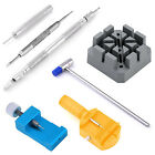 Watch Band Strap Bracelet Link Pins Spring Bar Remover Adjuster Repair Kit Tools