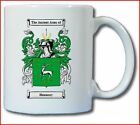 HENNESSY COAT OF ARMS COFFEE MUG