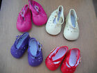 MONIQUE BABY DOLL  SHOES HEART CUT DESIGN STYLE No 792 Choice 4 colours