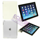 Ultra Thin Magnetic Smart Stand Cover + Back Case for iPad 4/3/2/retina display