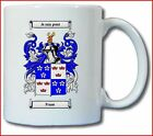 FRAZER COAT OF ARMS COFFEE MUG