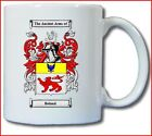 BOLAND (IRISH) COAT OF ARMS COFFEE MUG