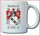 CARRINGTON COAT OF ARMS COFFEE MUG
