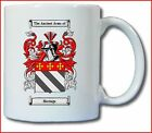 HERITAGE COAT OF ARMS COFFEE MUG