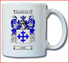 LEEMING COAT OF ARMS COFFEE MUG