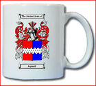 ASPINALL COAT OF ARMS COFFEE MUG