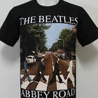 BEATLES Abbey Road John Lennon T-Shirt 100% Cotton New Size S M L XL 2XL 3XL