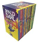 Roald Dahl Box Set Collection x 15 New Books and Bookmark