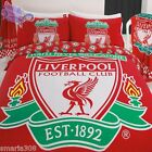Liverpool Logo - Quilt Cover Set - Available Double & Queen - Great Gift Idea