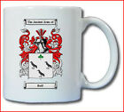 ROFF COAT OF ARMS COFFEE MUG