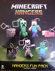 Official Minecraft 3D Hanger/Bag Clip On/Key Chain - Choose Your Figure