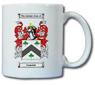 UNDERHILL COAT OF ARMS COFFEE MUG
