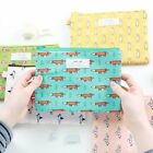 Animal Pattern Makeup Cosmetic Bag Case Toiletry_LIVEWORK Jam Jam Square Pouch