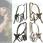 "Tactical Small Arms Shoulder Holster 5"" - Fully Adjustable Straps w/Mesh Back"