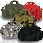 "Tactical Polyester Mission Response Bag 13"" x 10"" x 5 1/2"" - Grip Handle"