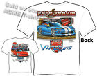 Dodge T Shirt Viper Mopar T Shirts Muscle Car Apparel GTS RT/10 Automotive Tee