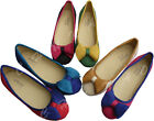 LADIES RED/BLACK/BLUE/GREEN/PINK/BEIGE BOW FRONT SUEDE DOLLY SHOES WOMENS UK 2-8
