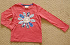 Girls Mini Boden Long Sleeved T-shirt Top Age 2 -10 Years NEW