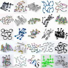 Stainless Steel Rivet Hoop Twist Barbell Ear Ring Stud Body Piercing Wholesale