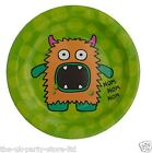 MONSTER MADNESS Birthday Boys Party Supplies Tableware Decorations Balloons