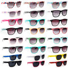 New Wayfarer Mens Womens Classic Sunglasses Vintage Retro Aviator Eyewear UV400