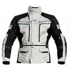 RST Pro Series 2 Adventure Motorcyle Jacket Silver